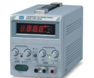 GPS-3030DD - GW Instek Power Supplies DC