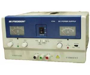 1744 - BK Precision Power Supplies DC