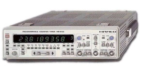 HM8122 - Hameg Instruments Frequency Counters