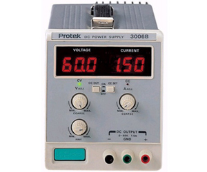 3006B - Protek Power Supplies DC