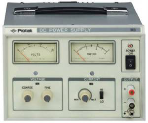 303 - Protek Power Supplies DC