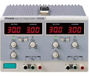 3032B - Protek Power Supplies DC