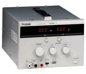 6030R - Protek Power Supplies DC
