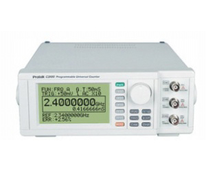 C3100 - Protek Frequency Counters