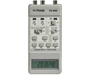 FC250 - Protek Frequency Counters