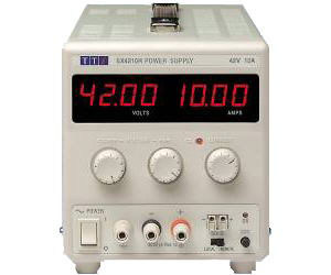 EX4210R - TTI -Thurlby Thandar Instruments Power Supplies DC