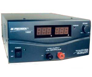 1692 - BK Precision Power Supplies DC