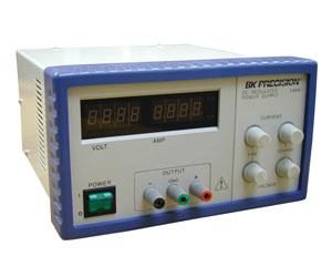 1666 - BK Precision Power Supplies DC