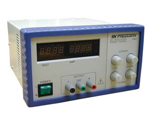 1667 - BK Precision Power Supplies DC