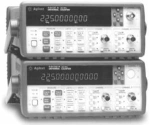 53131A - Keysight / Agilent Frequency Counters