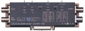 LIA-MV-150-D - FEMTO Lock-in Amplifiers