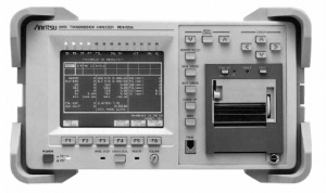 MD6420A - Anritsu Bit Error Rate Testers