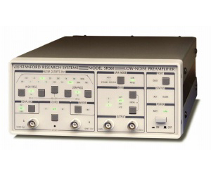 SR560 - Stanford Research Systems Preamplifiers