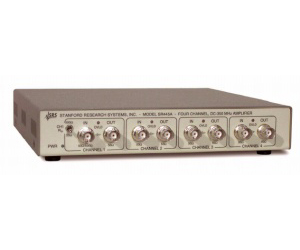 SR445A - Stanford Research Systems Preamplifiers