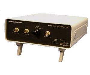 5187 - Signal Recovery Preamplifiers