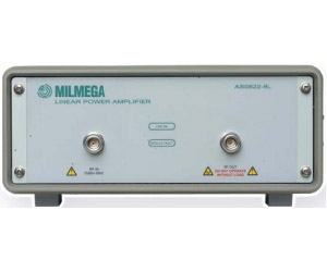 AS0102-1L - Milmega Amplifiers