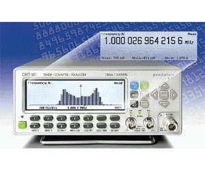 CNT-90 - Pendulum Instruments Frequency Counters