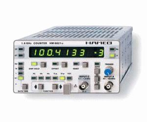 HM8021-4 - Hameg Instruments Frequency Counters
