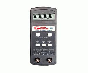 5003 - Global Specialties Frequency Counters