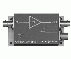 LCA-1-10T - FEMTO Current Amplifiers