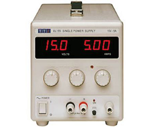 EL155 - TTI -Thurlby Thandar Instruments Power Supplies DC