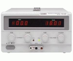 718-20D - Leader Power Supplies DC