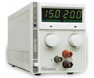 6203-15 - Chroma Power Supplies DC