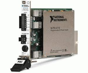 PXI-4110 - National Instruments Power Supplies DC
