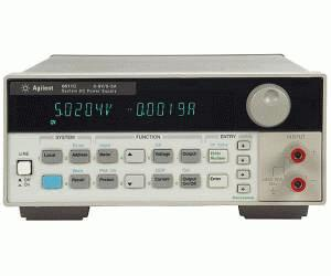 6610 Series - 40-50W - Keysight / Agilent Power Supplies DC