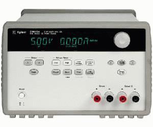 E3600 Series - 25-50W - Keysight / Agilent Power Supplies DC