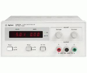 E3600 Series - 30-60W - Keysight / Agilent Power Supplies DC