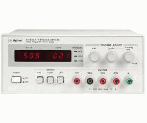 E3600 Series - 35W - Keysight / Agilent Power Supplies DC
