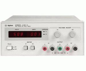 E3600 Series - 50W - Keysight / Agilent Power Supplies DC