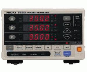 3333 - Hioki Power Recorders