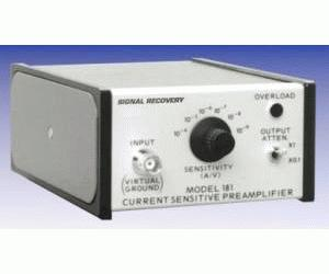 181 - Signal Recovery Current Amplifiers
