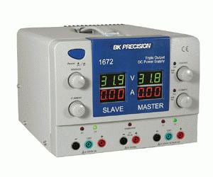 1672 - BK Precision Power Supplies DC