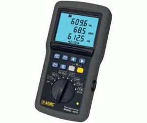 8220 - AEMC Instruments Power Recorders