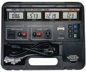 380801 - Extech Power Recorders