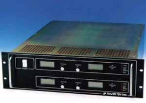 D3C-25132/25132 - Power Ten Power Supplies DC