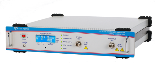 ACS-230-25W - Com-Power Power Amplifiers