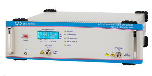 ACS-230-50W - Com-Power Power Amplifiers