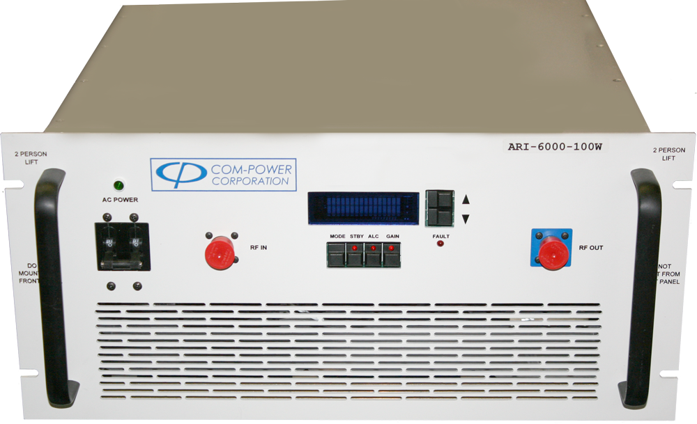 ARI-6000-100W - Com-Power Amplifiers