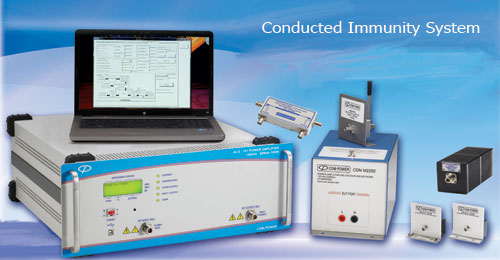 CIS-25 - Com-Power Conducted Immunity System CIS