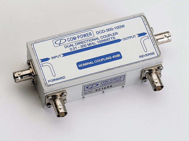 DCD-300-100W - Com-Power Directional Couplers