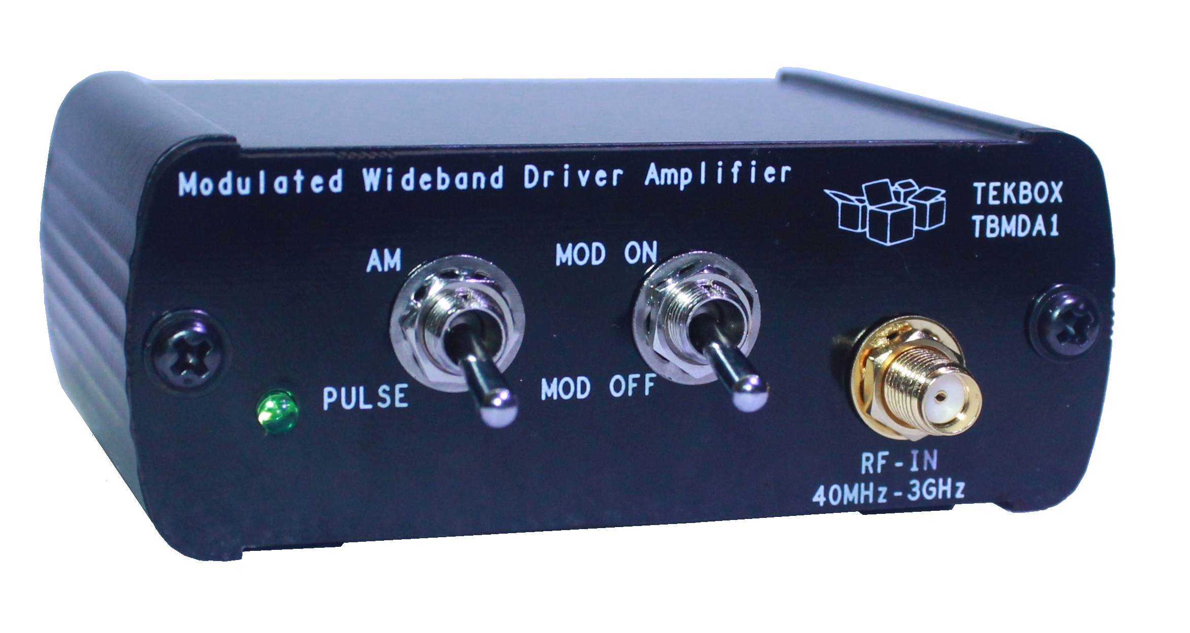 TBMDA1 - Tekbox Power Amplifiers