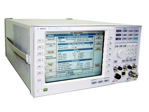 E5515C - Keysight / Agilent Communication Testers