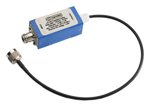 LIT-153 - Com-Power Transient Limiters