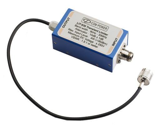 LIT-930A - Com-Power Transient Limiters
