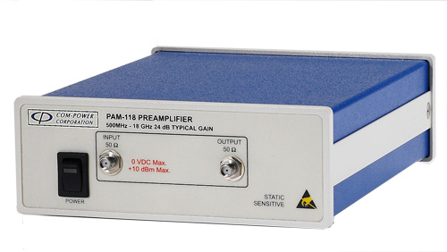 PAM-118 - Com-Power Preamplifiers
