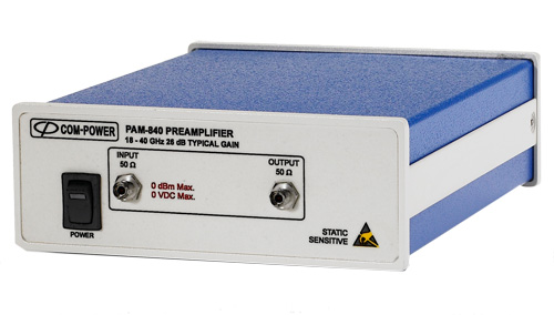 PAM-840A - Com-Power Preamplifiers